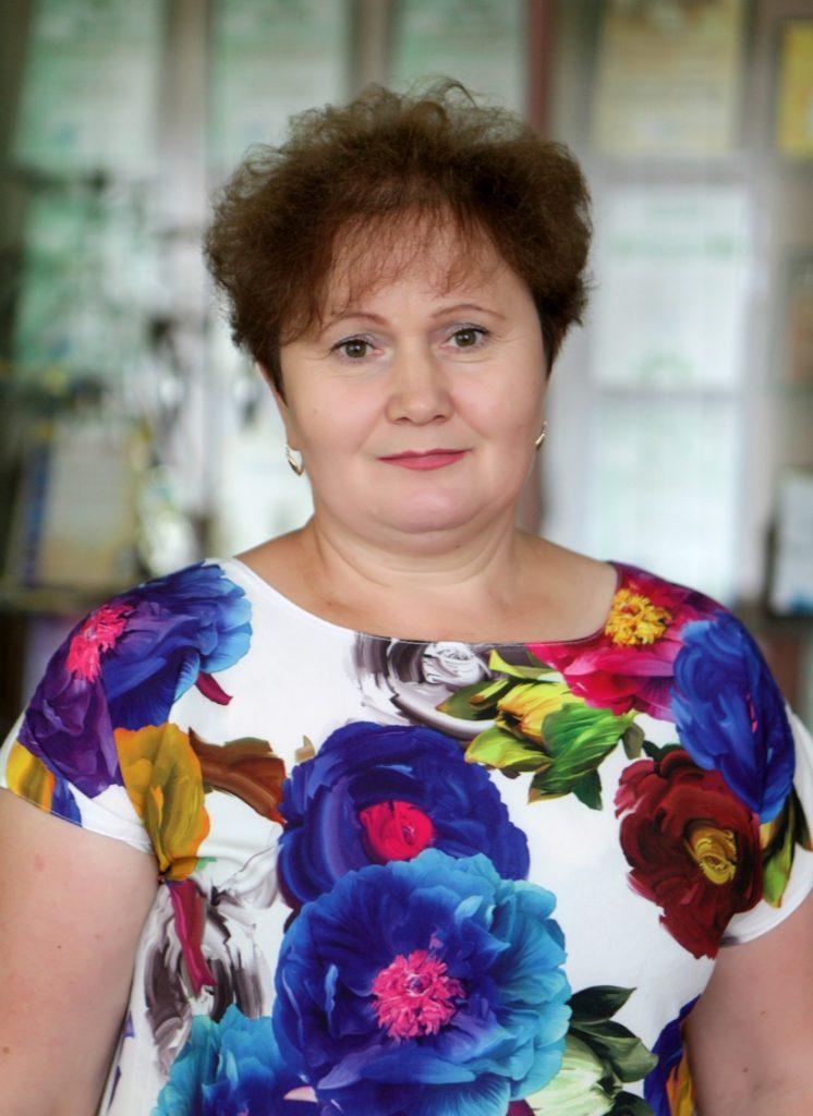 Крючко Людмила Василівна